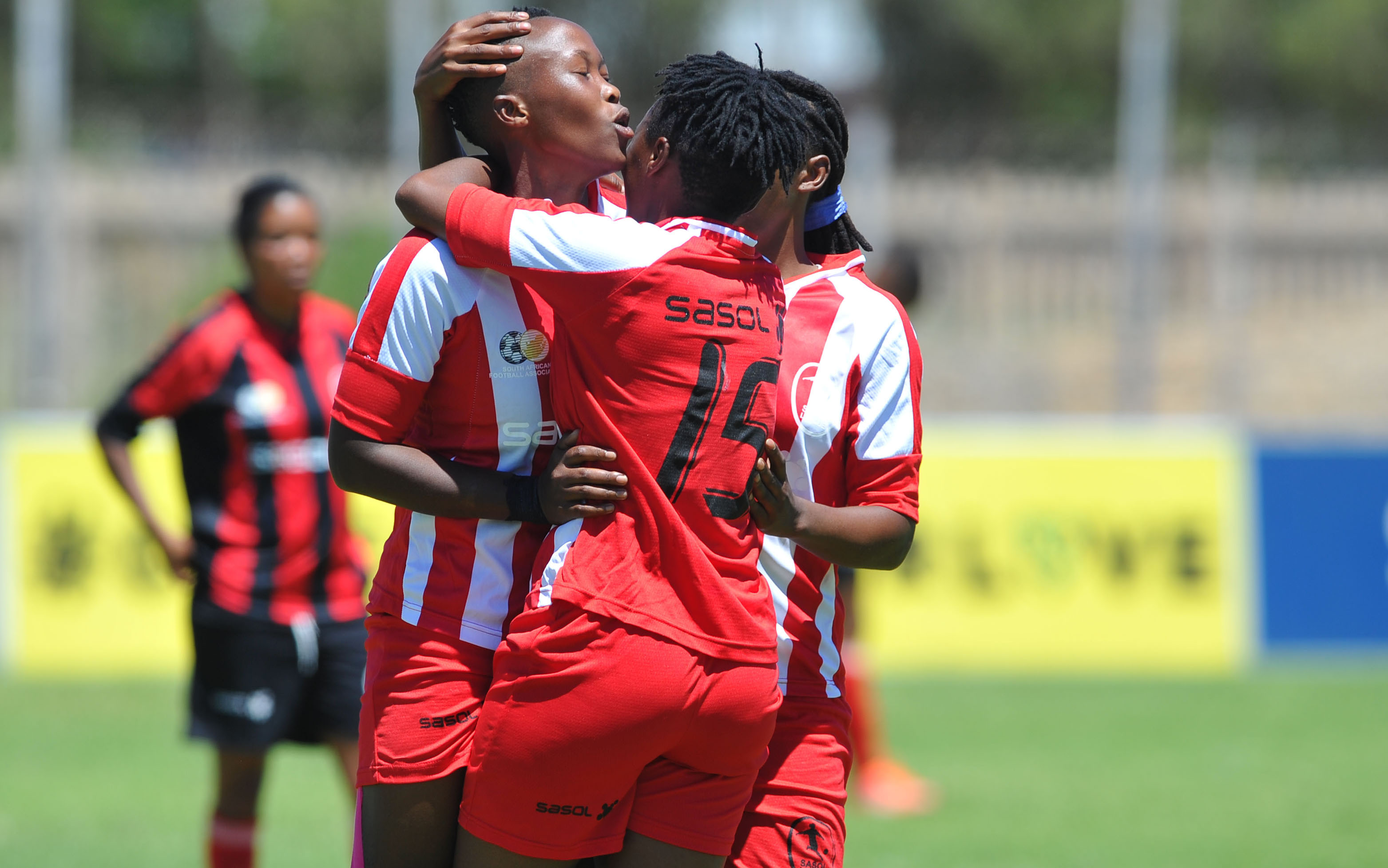 Durban ladies Football team