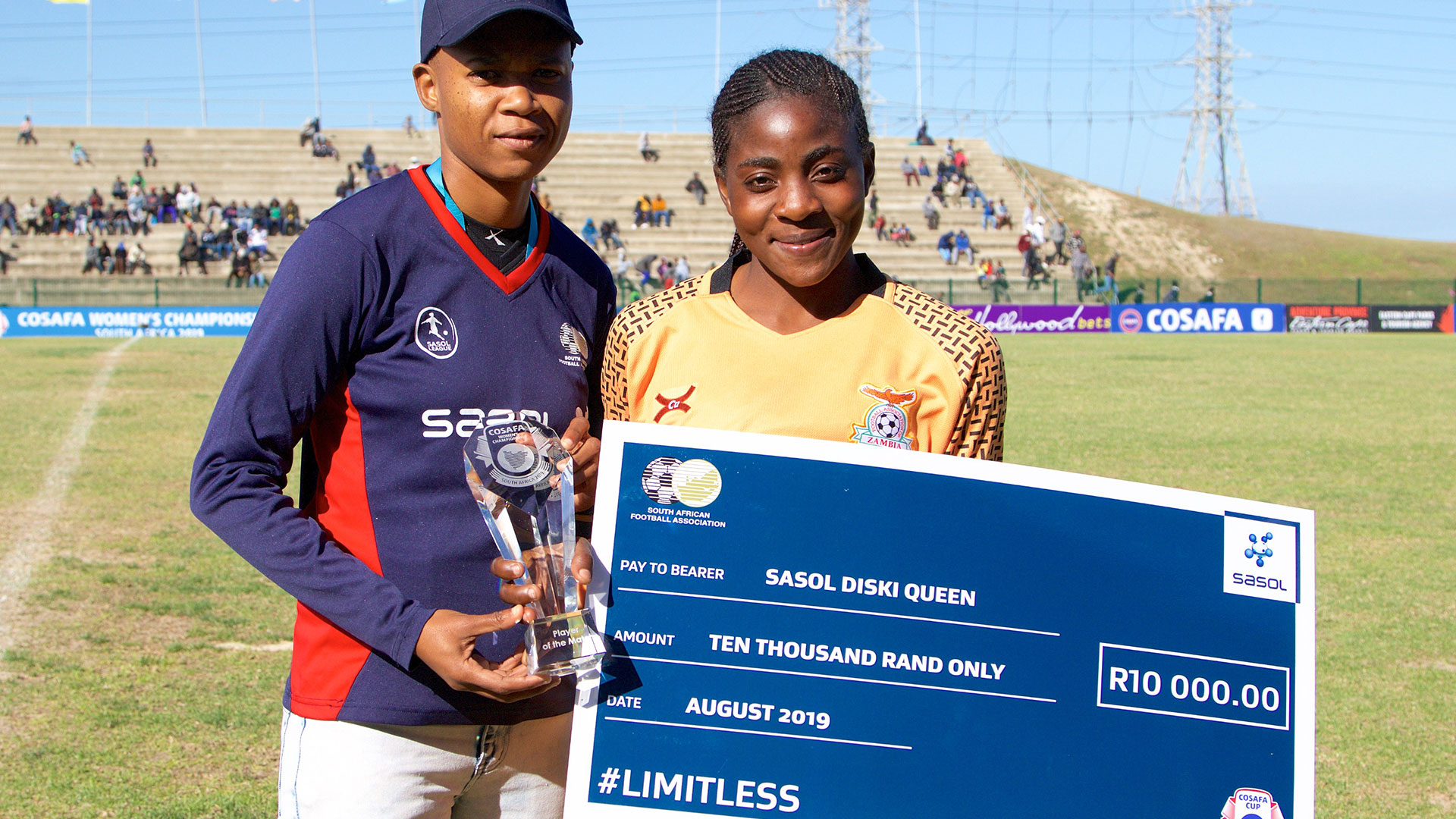 Sasol league diski queen